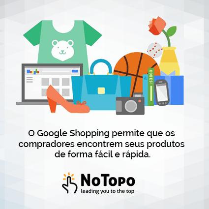 como anunciar seus produtos no google shopping