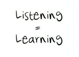 escutar seu cliente para aprender com ele